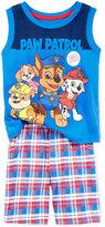 Nannette 2-Pc. Paw Patrol Tank & Shorts Set, Toddler & Little Boys (2T-7)
