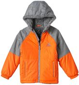 ZeroXposur Boys 4-7 Sherpa-Lined Hooded Midweight Transitional Jacket