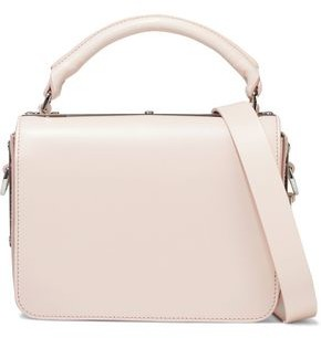 Sophie Hulme Finsbury Matte-leather Shoulder Bag