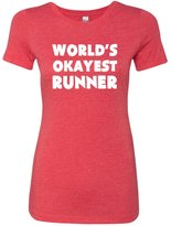 Constantly Varied Gear Constantly Varied Women's World's Okayest Runner T-Shirt