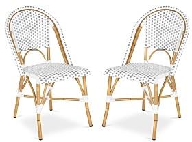 Safavieh Salcha Indoor-Outdoor French Bistro Side Chair, Set of Two