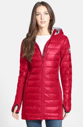 Canada Goose Hybridge Lite Hooded Packable Down Coat