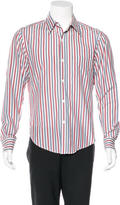 Band Of Outsiders Bengal Striped Shirt