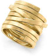 INC International Concepts Gold-Tone Spiral Ring, Only at Macy's