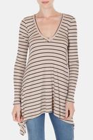 Embrace Soft Striped Tunic