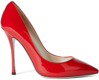 Rene Caovilla Rene' Caovilla Decollete Patent-leather Pumps
