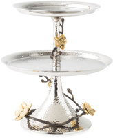Michael Aram Golden Orchid Two-Tier Etagere