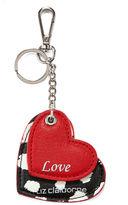Liz Claiborne Heart Clip Charm