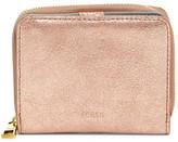 Fossil Emma Leather Mini Multi Bi-Fold Wallet