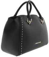 Versace EE1VQBBB5 EMHX Black Satchel Bag
