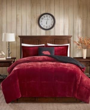 Woolrich Alton 4-Pc. Full/Queen Comforter Set