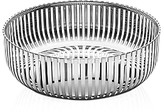 Alessi Round Stainless Steel Basket