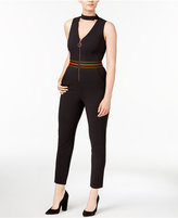 XOXO Juniors' Choker Jumpsuit