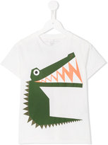 Stella McCartney aligator print T-shirt