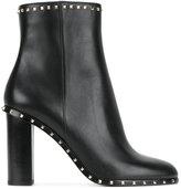 Valentino Garavani Rockstud ankle boots