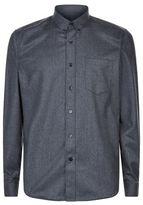 Ami Paris Flannel Shirt