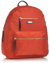 Storksak Infant 'Charlie' Backpack Diaper Bag - Orange
