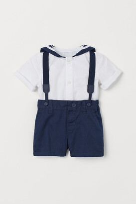 H&M 2-Piece Sailor Set