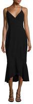 Rachel Roy Ruffle Midi Dress