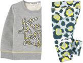 Kenzo Fleece sweatshirt and pants