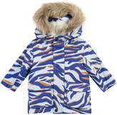 Kenzo Baby Boys Tiger & Friends Coat