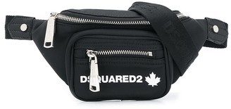 DSQUARED2 Logo-Print Belt Bag