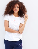 Tommy Hilfiger Heart SS Tee