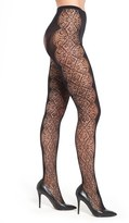 Nordstrom Women's Scallop Lace Tights