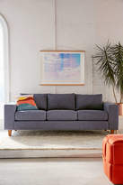 Urban Outfitters Percey Tweed Sofa