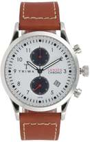 Triwa Duke Lanson Chronograph Watch Brown