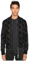 "Philipp Plein Think"" Sweat Jacket"