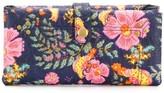 Jerome Dreyfuss floral print clutch