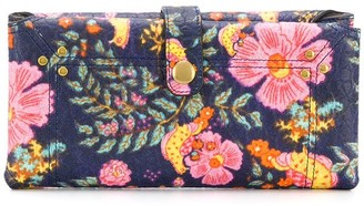 Jerome Dreyfuss Floral Print Clutch