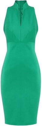 Damsel in a Dress Aderyn Neck Detail Dress