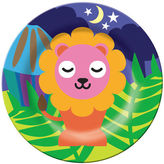 French Bull NEW Jungle Series Plate Lion