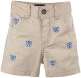 Andy & Evan Man'S Best Trend Shorts (Baby) - Khaki Schiffli-18-24 Months