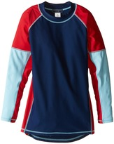 Toobydoo Longsleeve Rash Guard (Infant/Toddler/Little Kids/Big Kids)