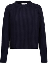 Carven Ribbed-Knit Sweater