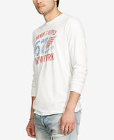 Denim & Supply Ralph Lauren Men's Graphic-Print Long-Sleeve T-Shirt