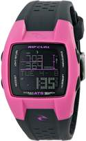 Rip Curl Women's A1041G Oceansearch Black and Digital Surf Watch