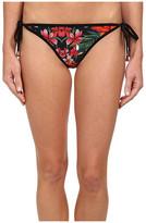 Ted Baker Harrle Tropical Reverse Bikini Pant