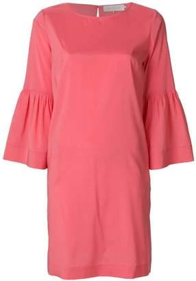 L'Autre Chose short 3/4 sleeve dress
