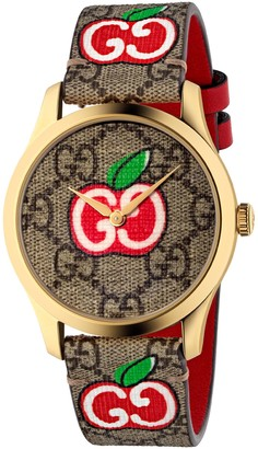 Gucci Chinese Valentine's Day G-Timeless watch, 38mm