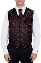 Buy Your Ties Men's Fashion Pattern Formal Vest Necktie and Hanky Set