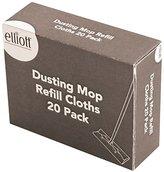 MOP Elliott Dusting Refill Cloth, Pack of 20, White