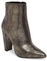 Jessica Simpson Women's Teddi Crescent-Heel Bootie