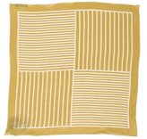 Burberry Striped Silk Scarf