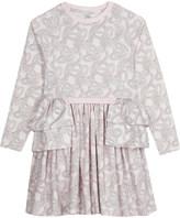 No Added Sugar Swirl pattern cotton dress 4-12 years