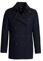 Classic Men's Special Edition Coat-Rich Pine Plaid