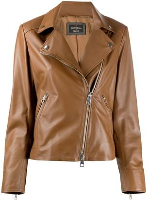 Suprema Short Biker Jacket
